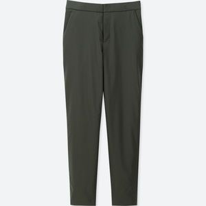 Uniqlo blocktech warm lined pants
